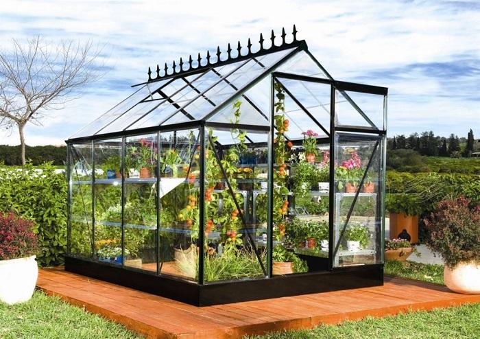 Comment organiser sa serre de jardin - Comment monter une serre de jardin ...