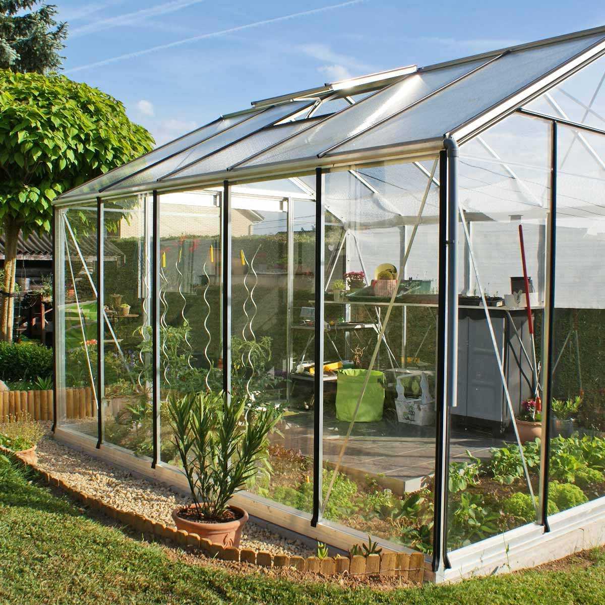 Comment monter une serre de jardin - Comment monter une serre de jardin ...