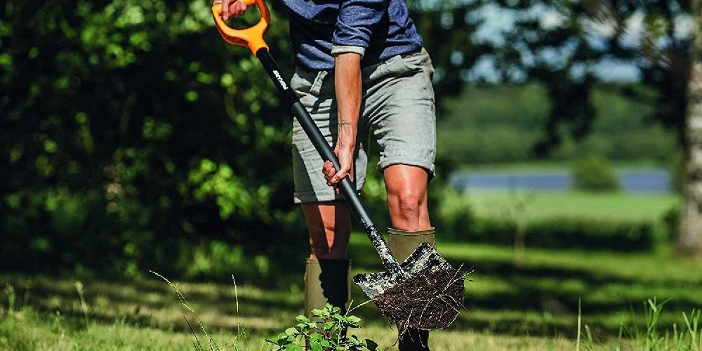 Fourche pour la jardinage En acier pour les travaux /à la ferme pour creuser